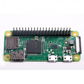5 pcs Raspberry Pi Zero WH
