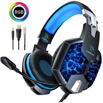 Casque Gaming PS4, YINSAN...